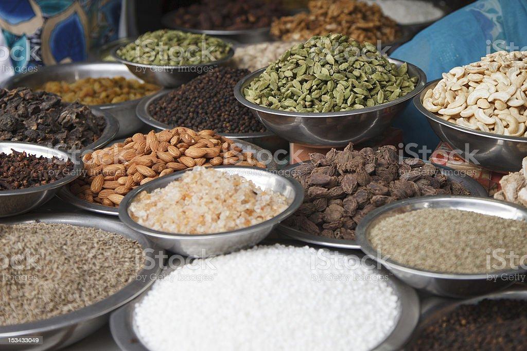 spice market royalty-free stock photo
