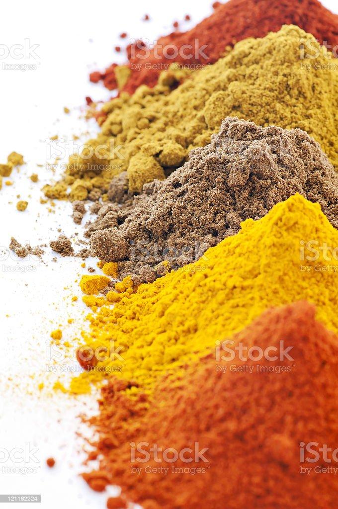 Spice Mix royalty-free stock photo