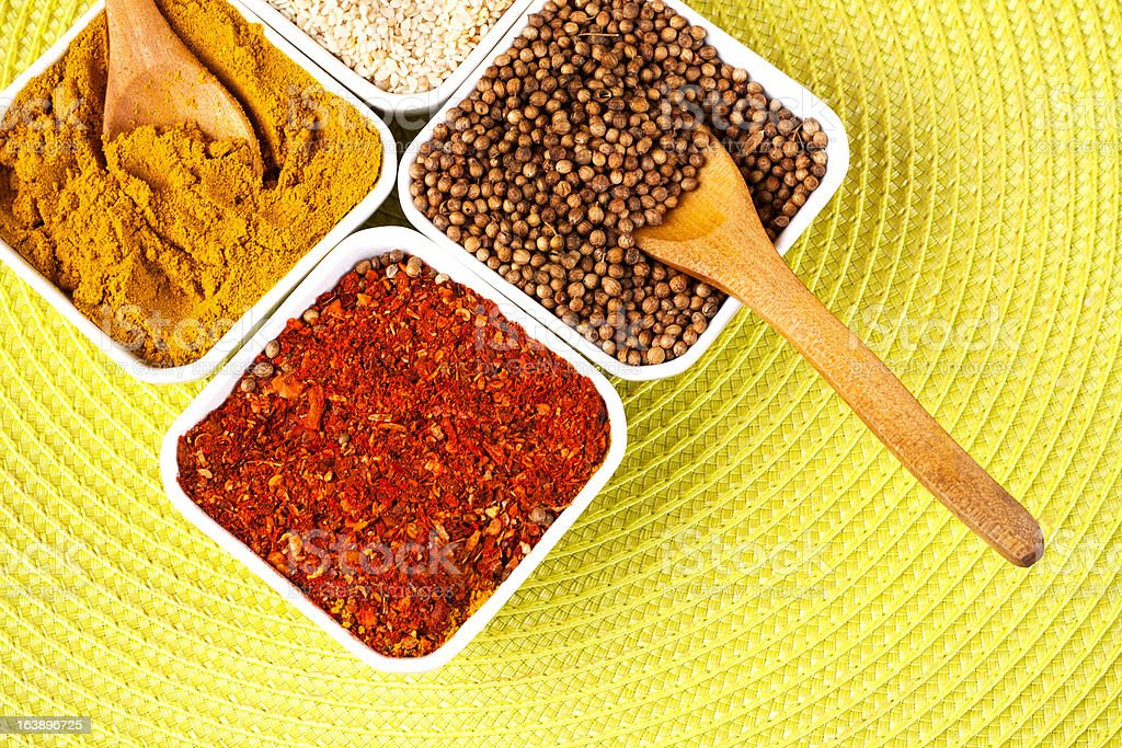spice royalty-free stock photo