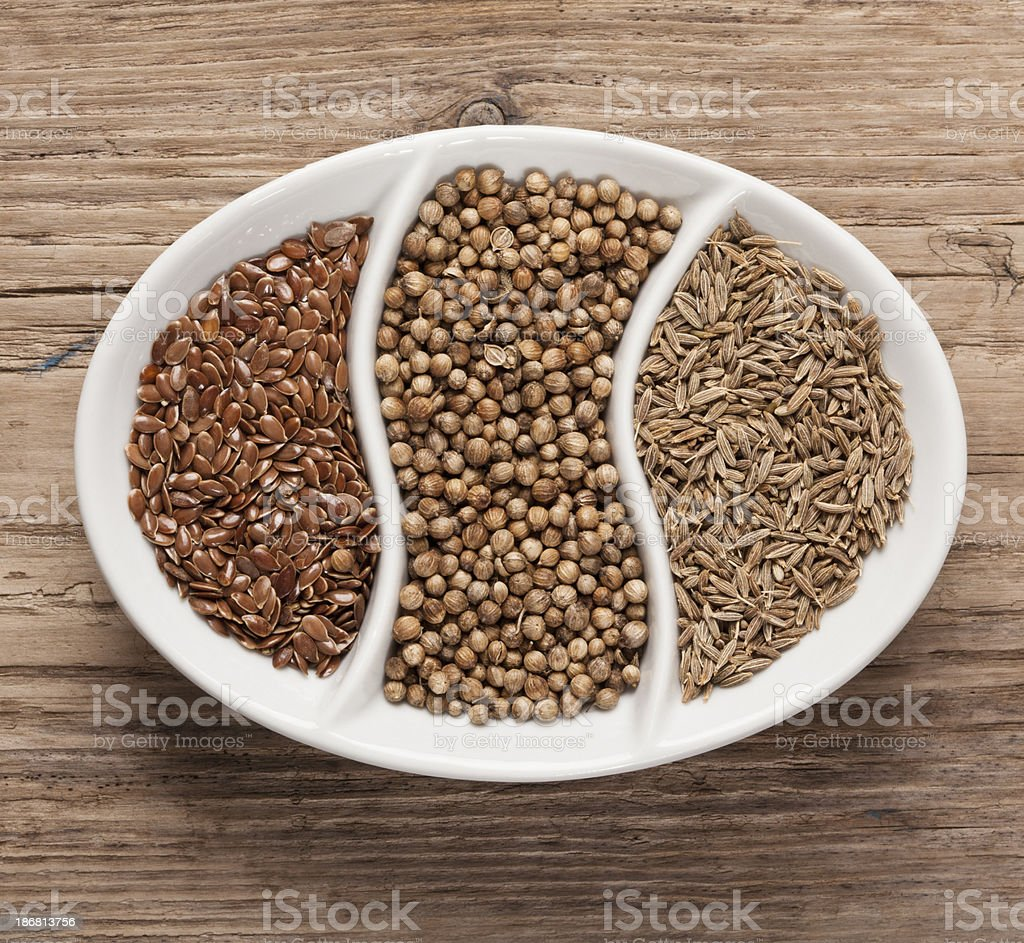 Spice seed royalty-free stock photo