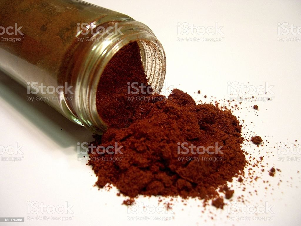 Spices 13 - Paprika royalty-free stock photo