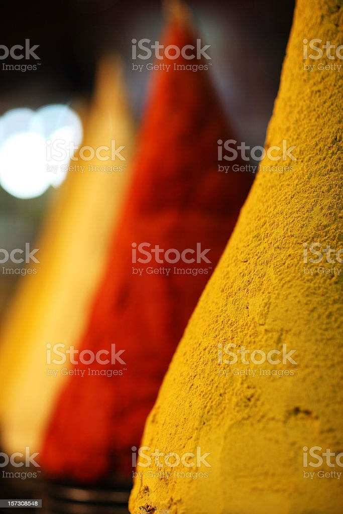 Spices - XXL royalty-free stock photo