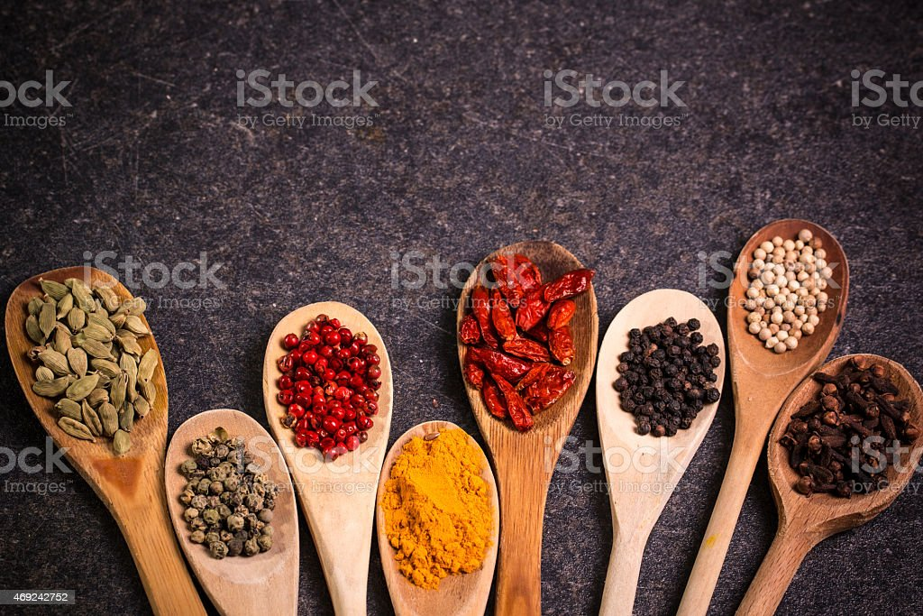 spices,ingredients stock photo