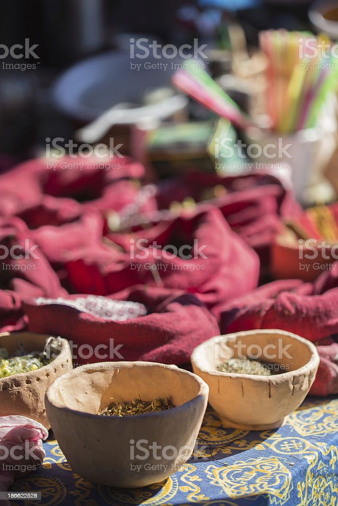 Spicy east royalty-free stock photo