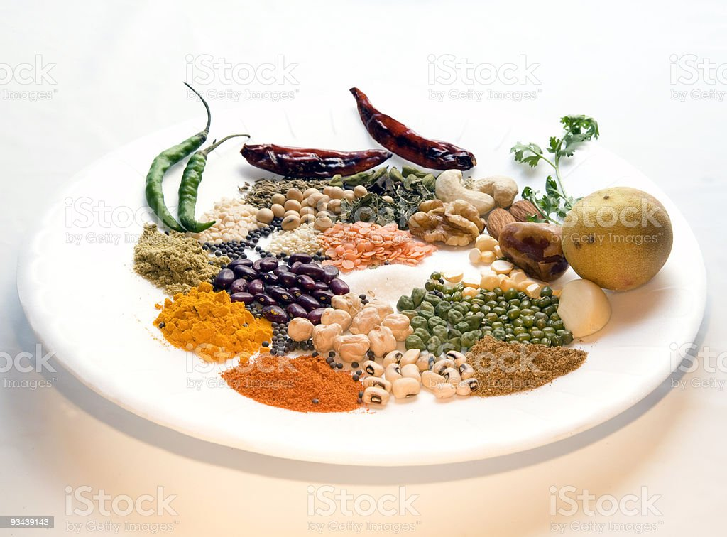 Spicy royalty-free stock photo