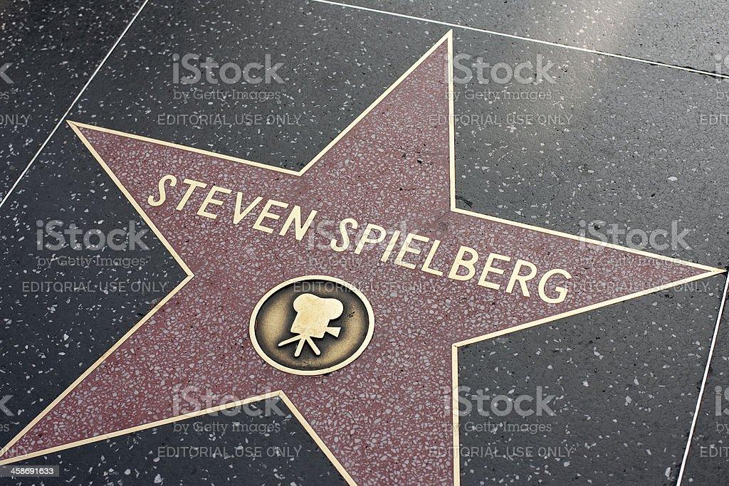 Spielberg Star stock photo
