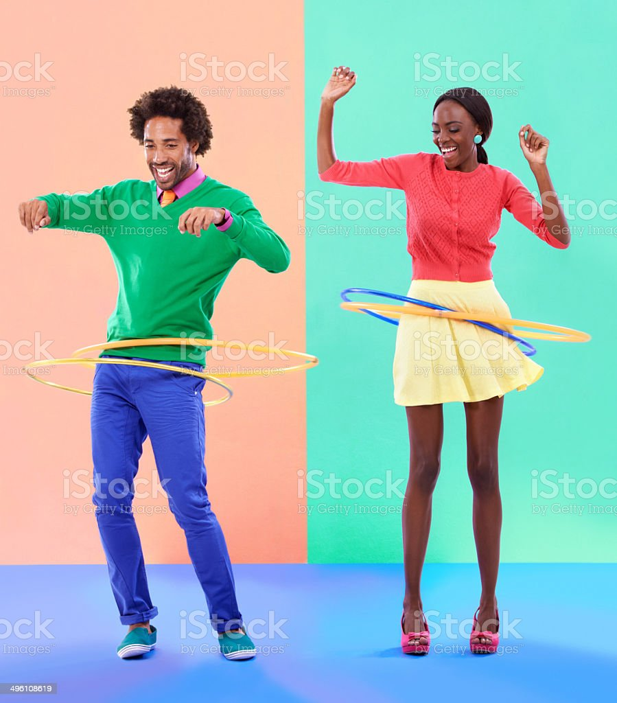 Spin master hipsters stock photo