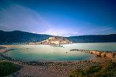 Spinalonga (Crete).