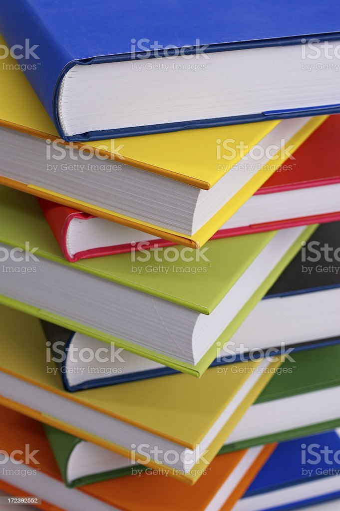 Spines and Corners royalty-free stock photo