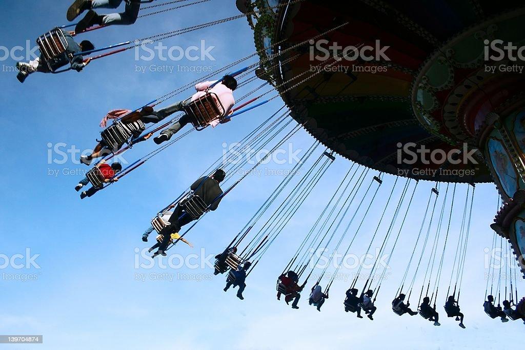 Spinner stock photo