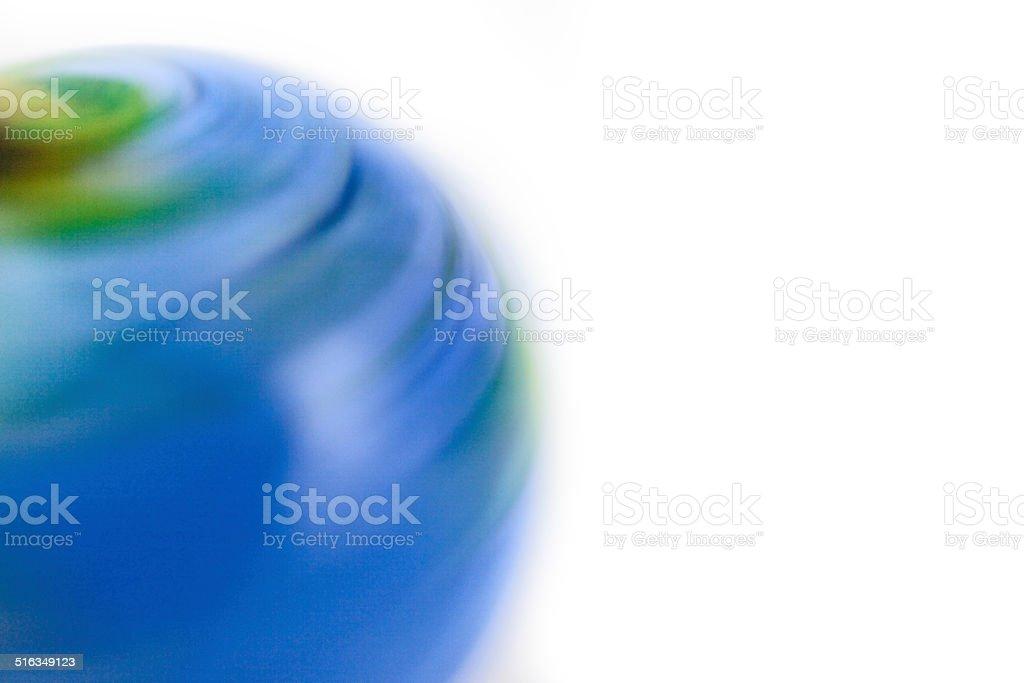 Spinning stock photo