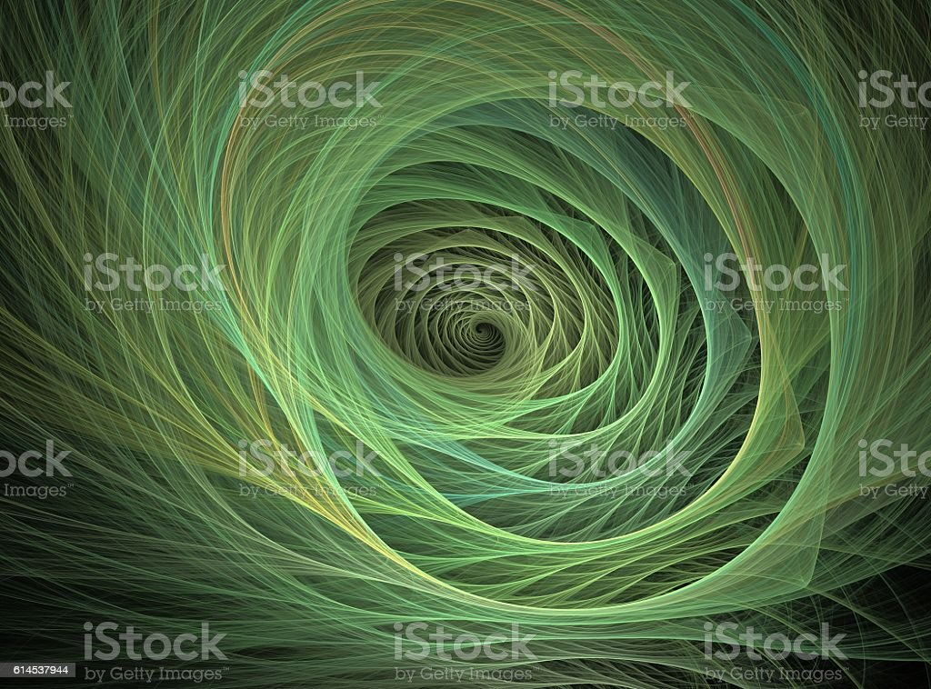 spiral line stock photo
