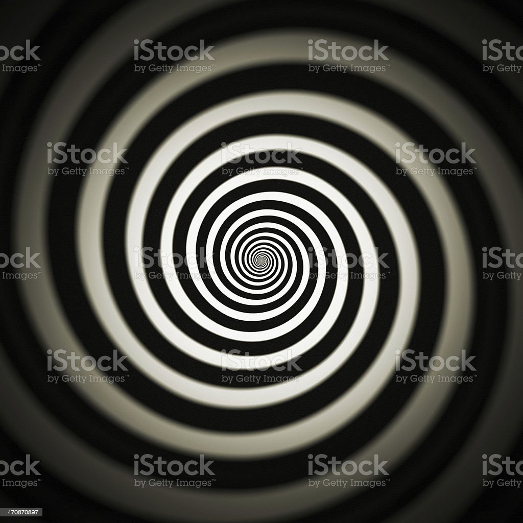 Spiral stock photo