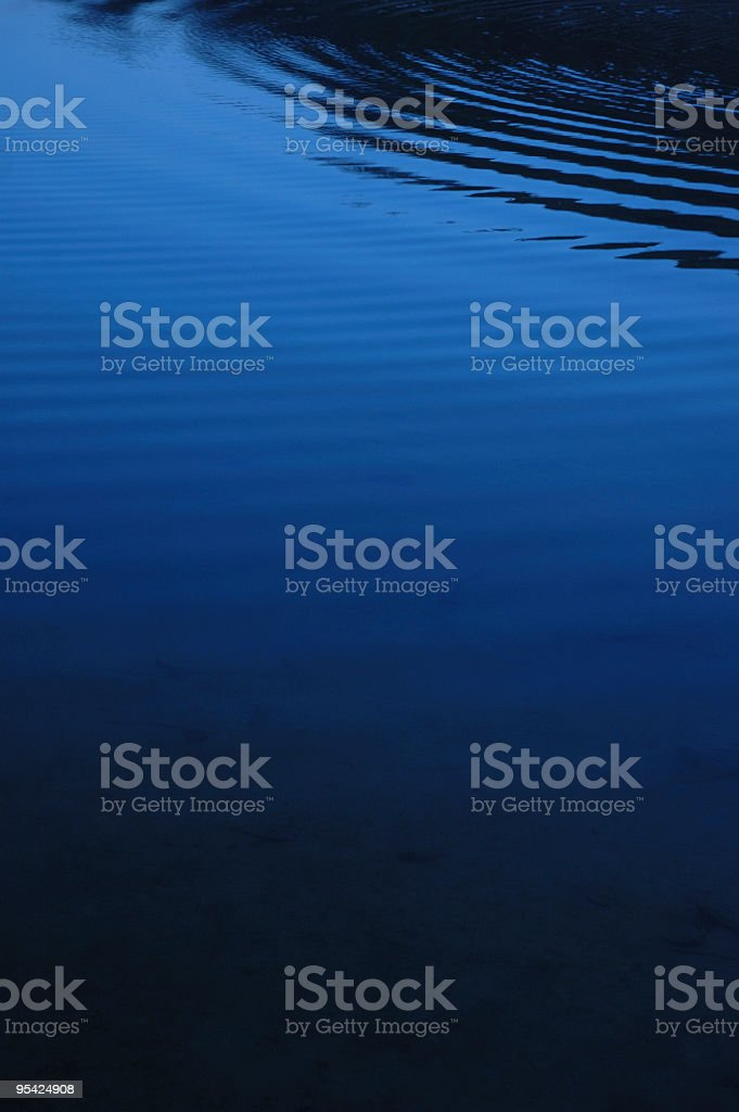 spiral Wave royalty-free stock photo