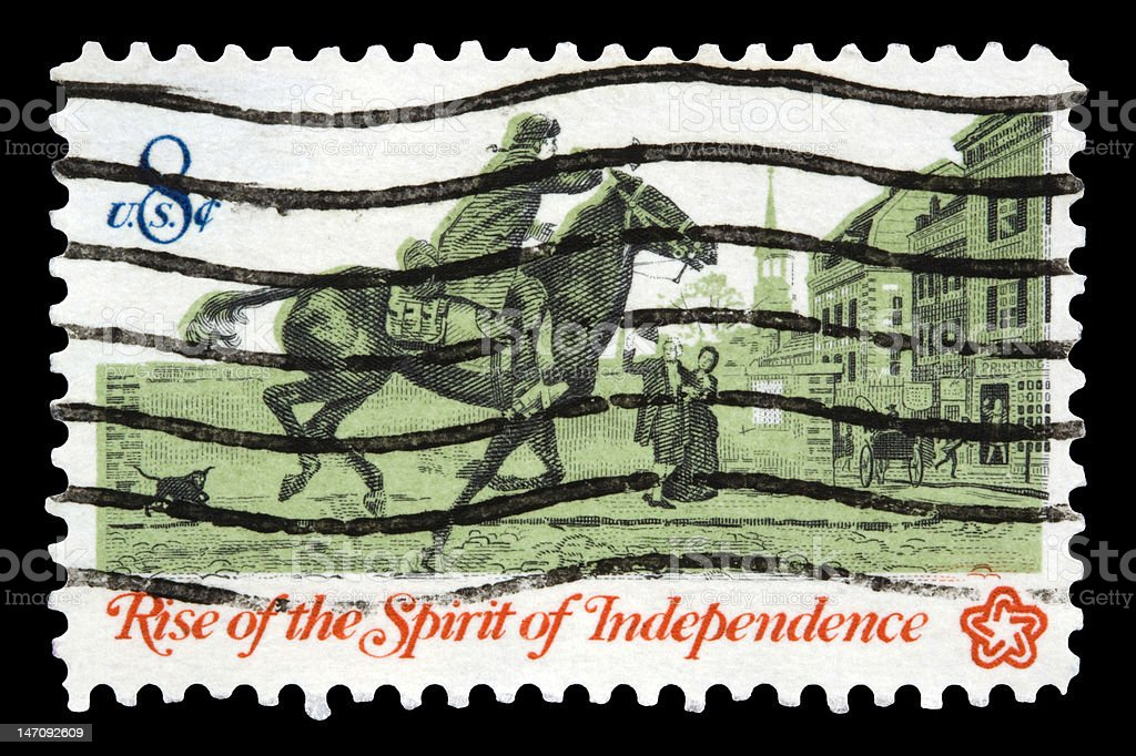 Spirit 1973 stock photo