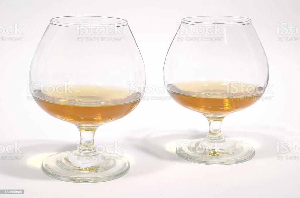 spirit glasses royalty-free stock photo
