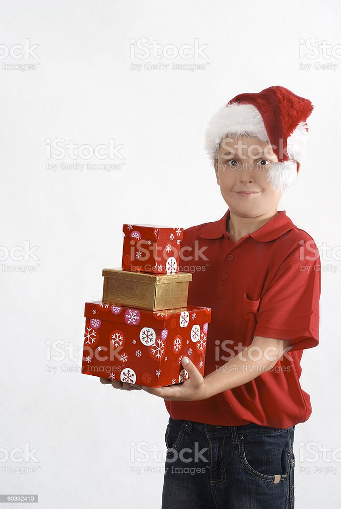 Spirit of Giving royalty-free stock photo