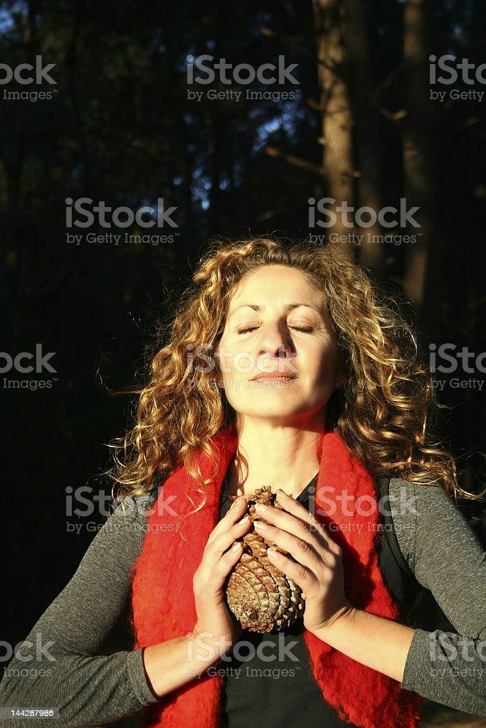 Spirit of Nature royalty-free stock photo