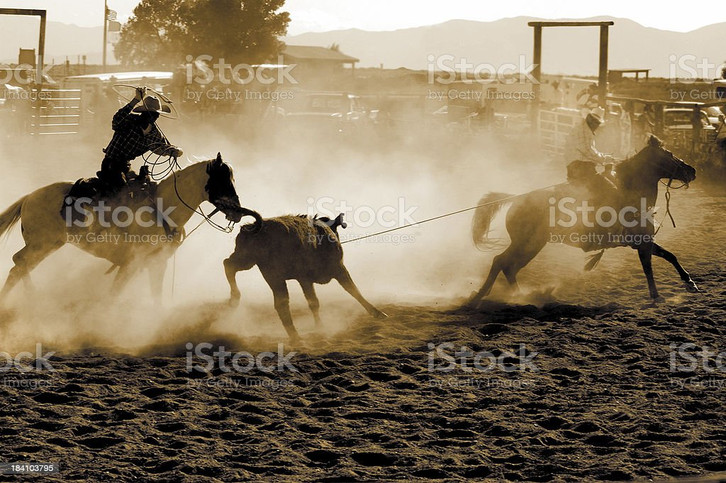 Spirit of the West royalty-free stock photo