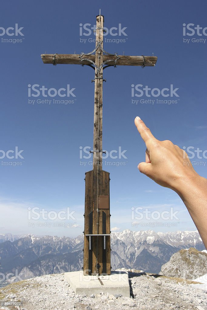 Spiritual Guidance royalty-free stock photo
