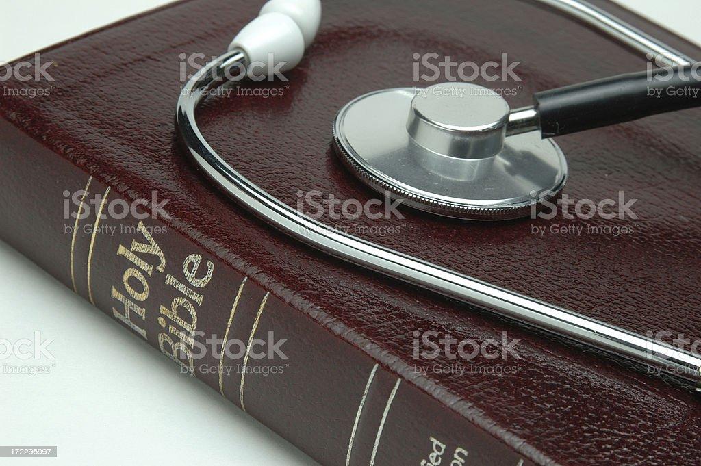 Spiritual Health 1 royalty-free stock photo