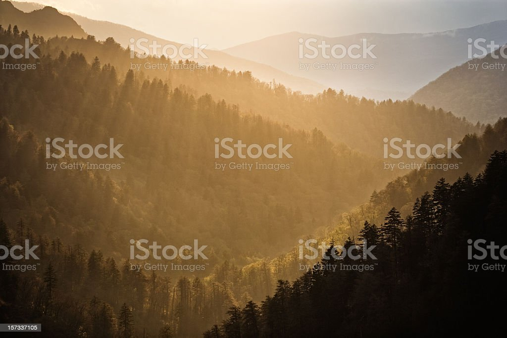 Spiritual Light royalty-free stock photo