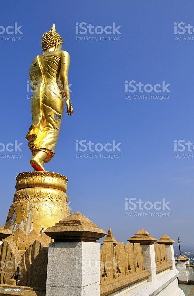 Spiritual of thailand royalty-free stock photo