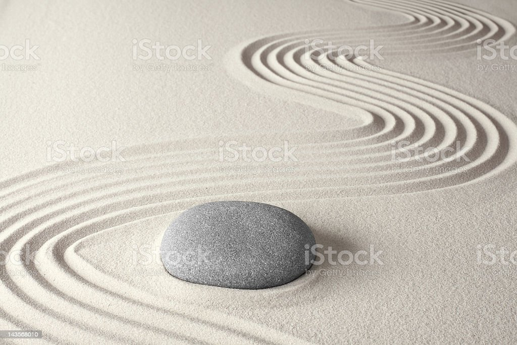 spiritual zen meditation background stock photo