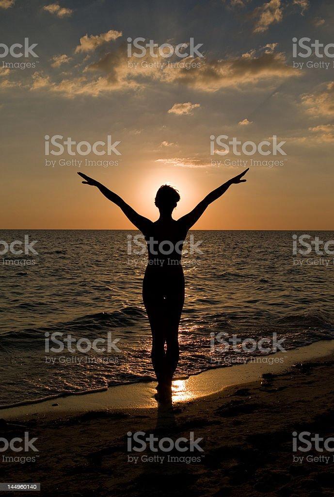 Spirituality royalty-free stock photo