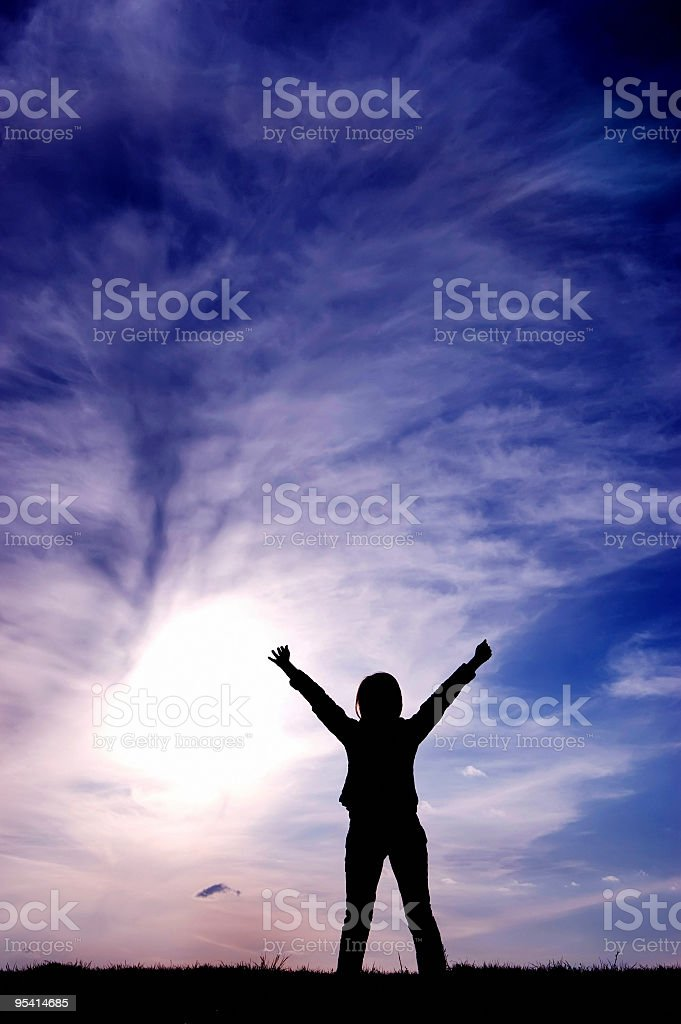 spirituality royalty-free stock photo