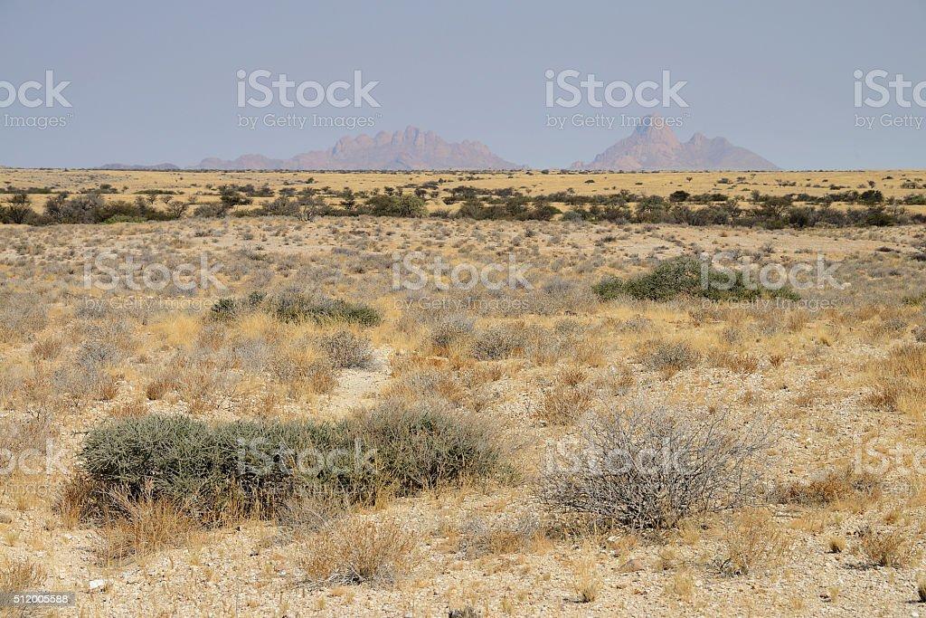 Spitzkoppe, Namib, Namibia stock photo