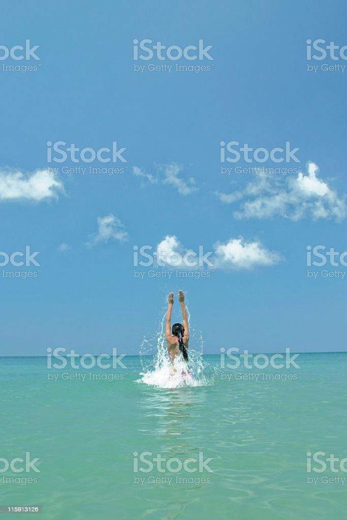 splash 1 stock photo