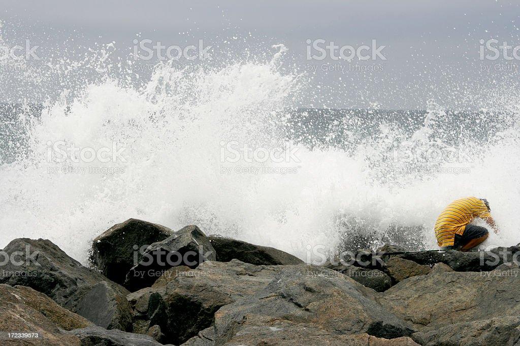 Splash stock photo