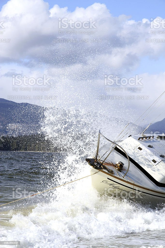 Splash royalty-free stock photo