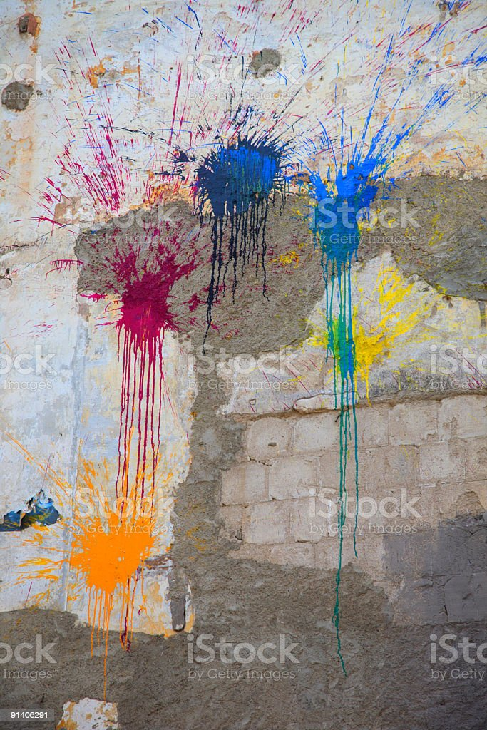 Splash!. royalty-free stock photo