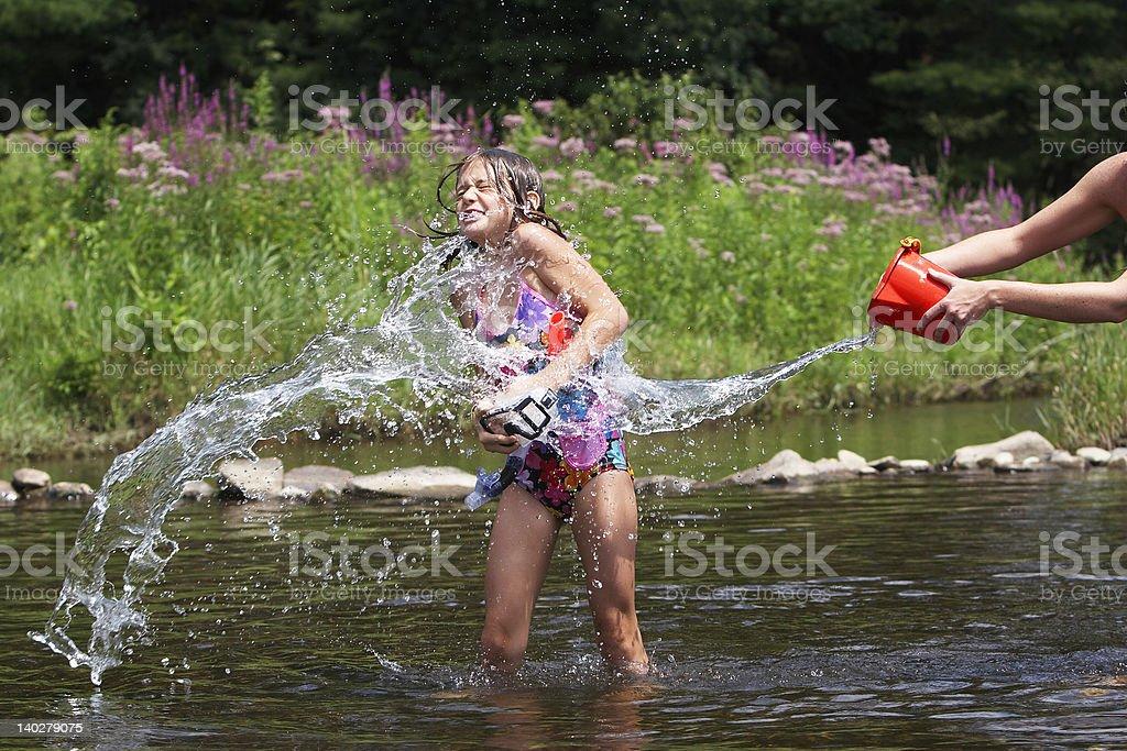 Splash - Series royalty-free stock photo