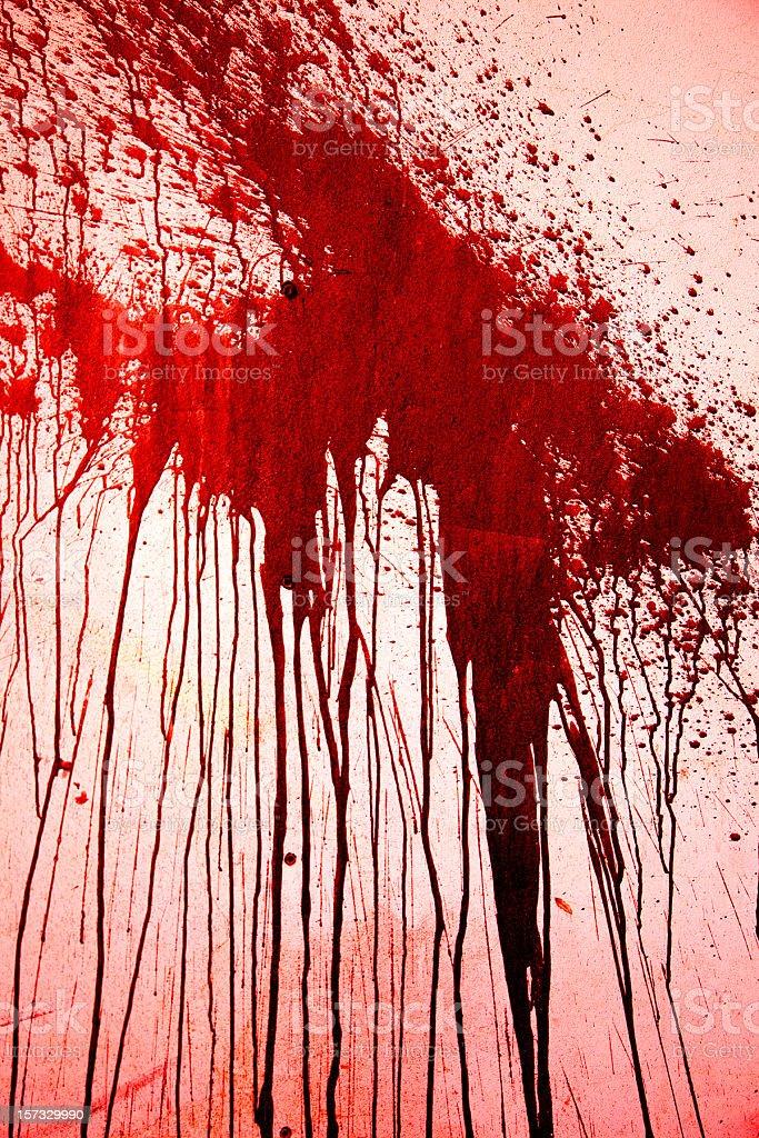 splatter stock photo