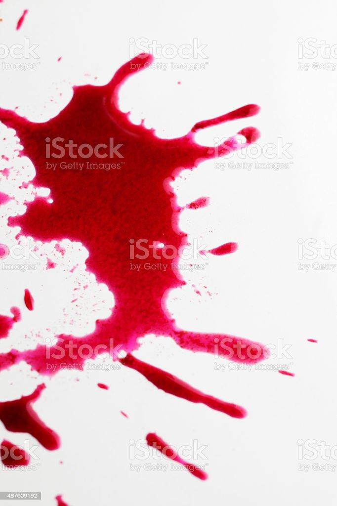 Splatter, stock photo