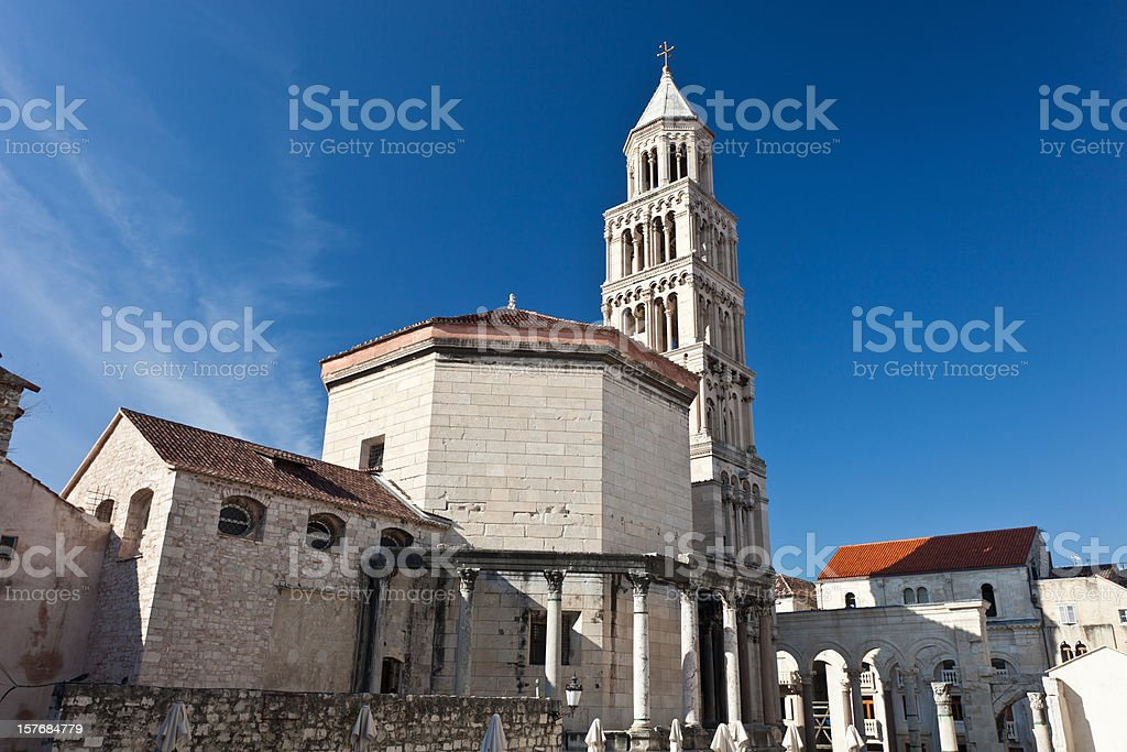 Split, Croatia stock photo