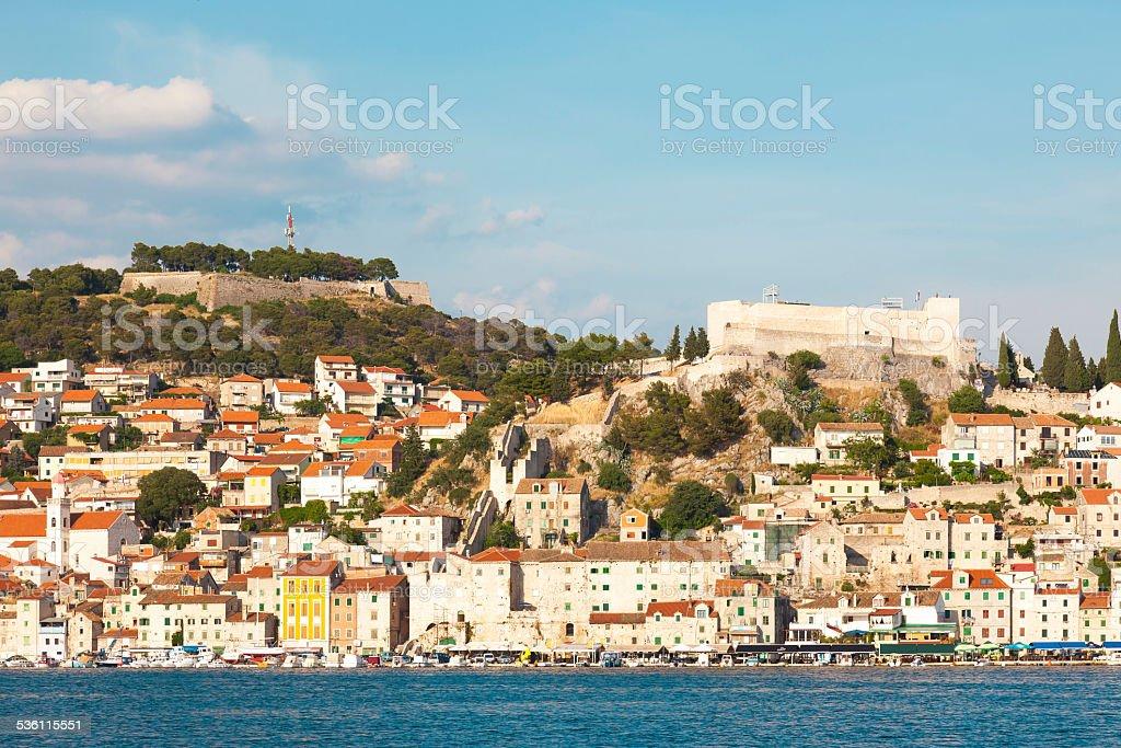 Split Croatia stock photo