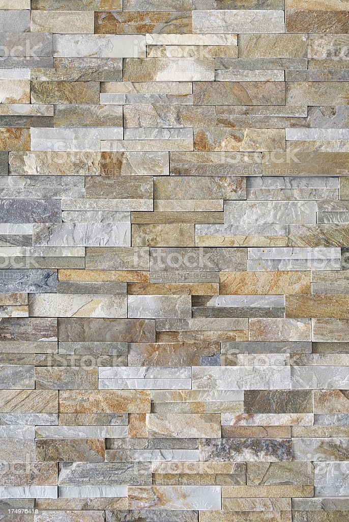 split marble tiling stock photo