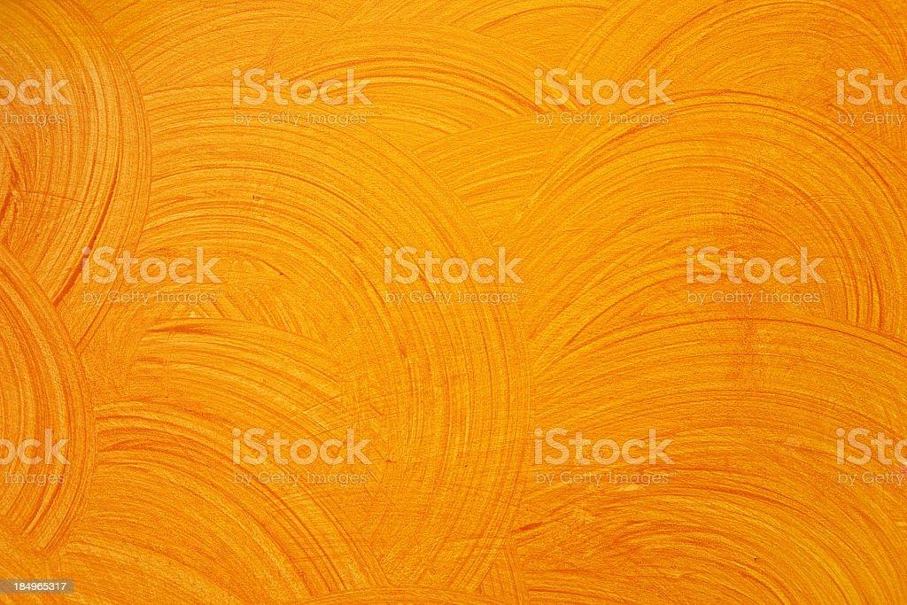 Sponge painted wall stock photo