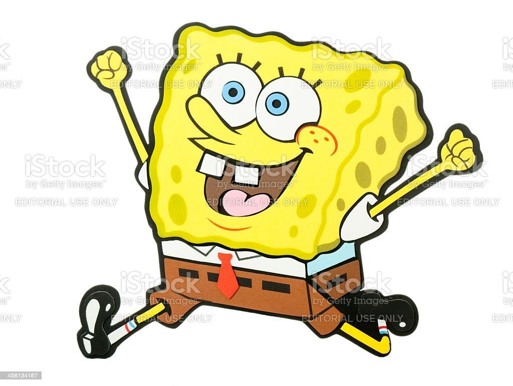 Spongebob Squarepants stock photo