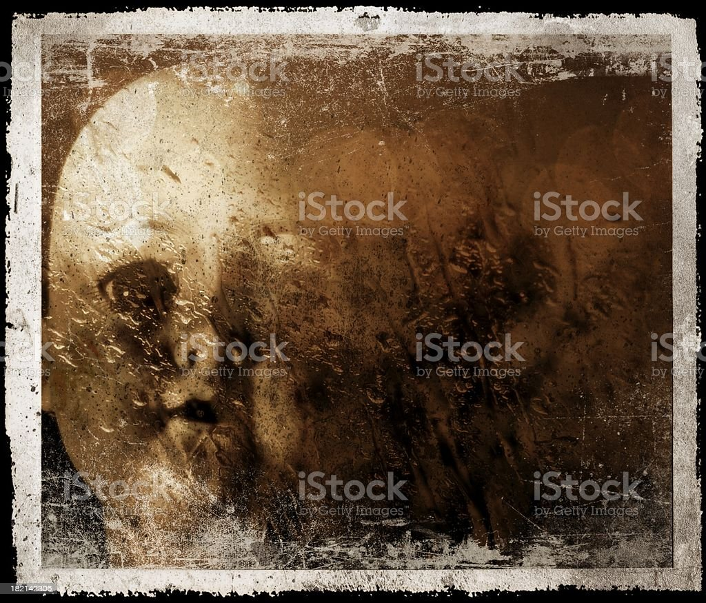 Spooky and disturbing. royalty-free stock photo