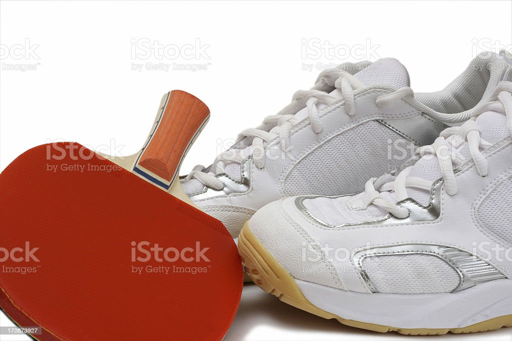 sport accessories for tennis stock photo