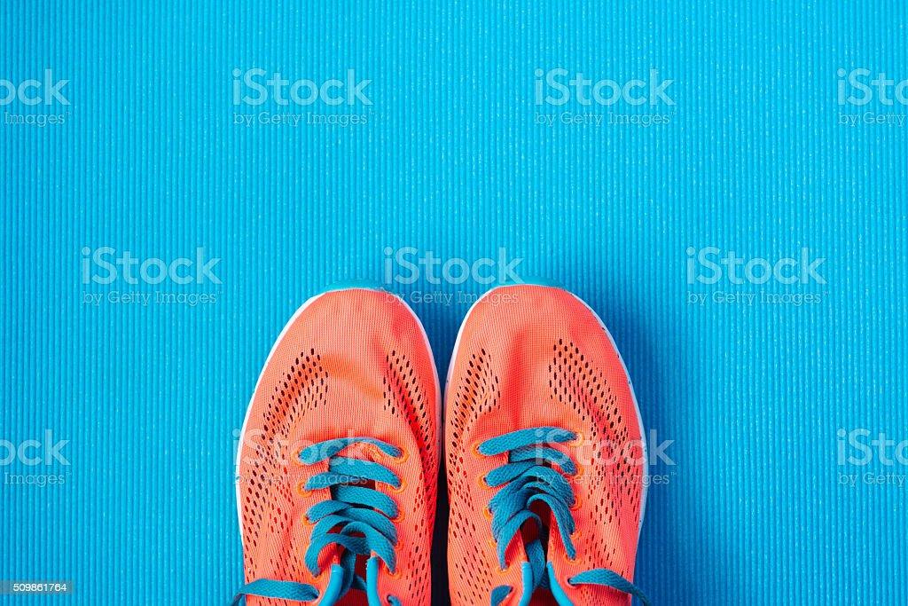 concept de Sport et de remise en forme mode de vie arrière-plan - Photo