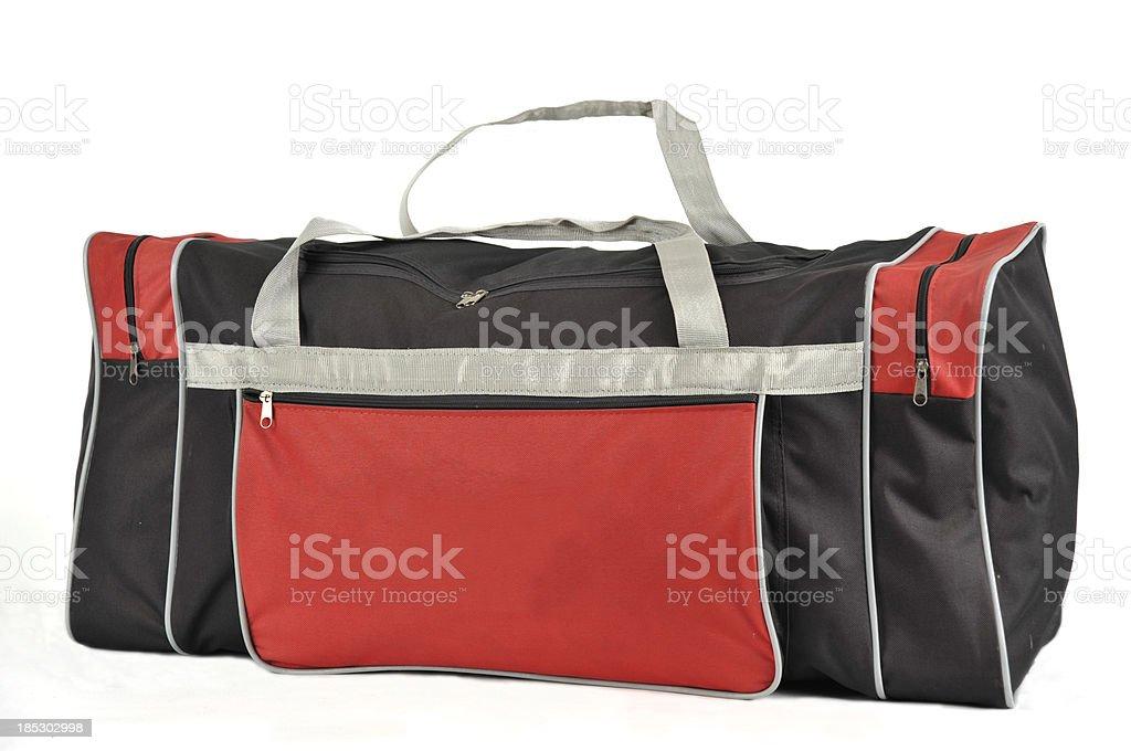 Sport Bag stock photo