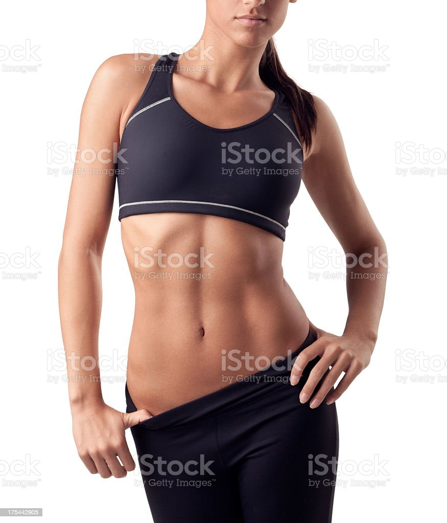 Sport Body royalty-free stock photo