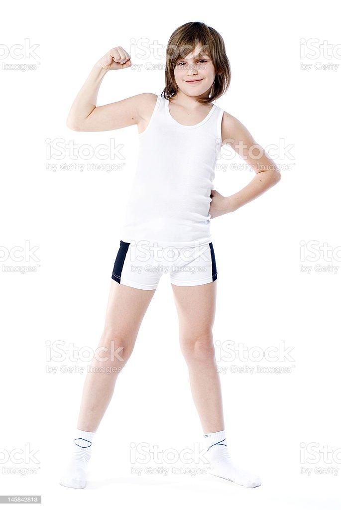 sport boy royalty-free stock photo