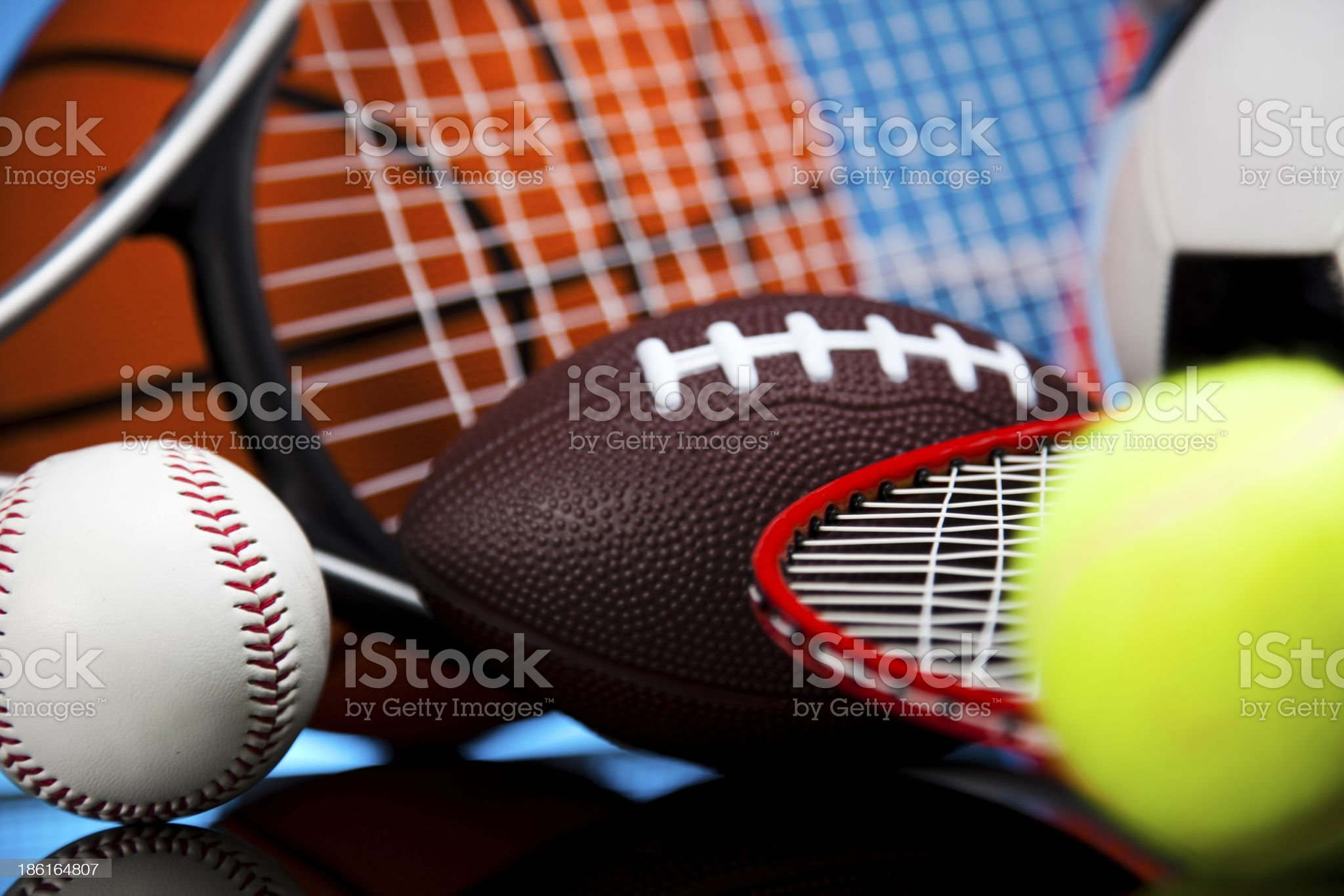 Sport closeup detail royalty-free stock photo